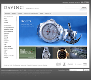 Davinci Watches